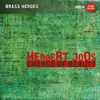 Herbert Joos - Change of Beauty [CD] USA import