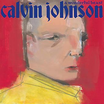 Johnson*Calvin - Wonderful Beast [CD] USA import