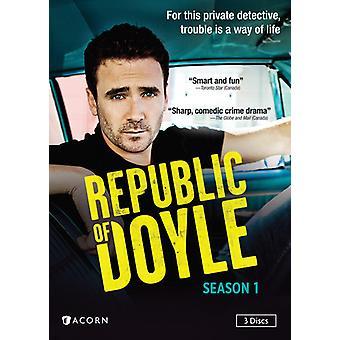 Republic of Doyle: Season 1 [DVD] USA import