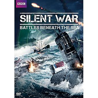 Silent War: Battles Beneath the Sea [DVD] USA import