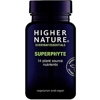 Higher Nature SuperPhyte Vegetable Capsules 90 (SPH090)
