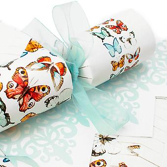 6 Simply Butterflies Crackers - Make & Fill Your Own Kit