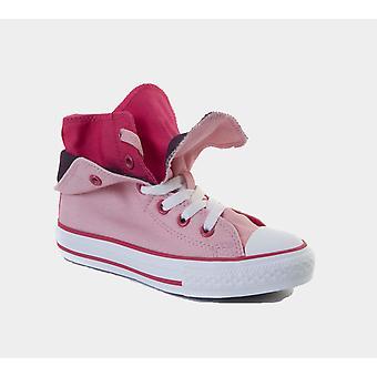 كونفيرس Ct كما اثنين Fld مرحبا كوارتز الوردي جونيور 635466C الأحذية الأحذية