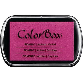 Clearsnap ColorBox Pigment Muste Täysikokoinen orkidea