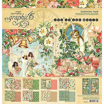 Grafik 45 Freude an die Welt 12 x 12 Zoll Collection Pack