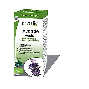 Lavender Essence (Spica) Bio 10 ml