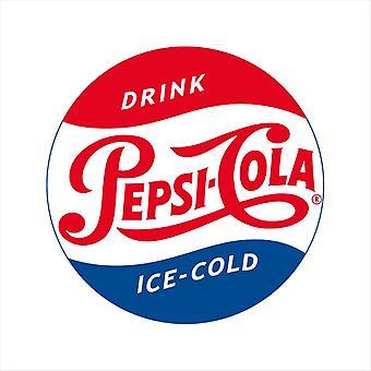 Pepsi Cola 1954 Ghiaccio Freddo Uomini&apos