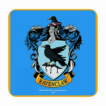 Harry Potter Coaster Ravenclaw House Crest new Official Blue