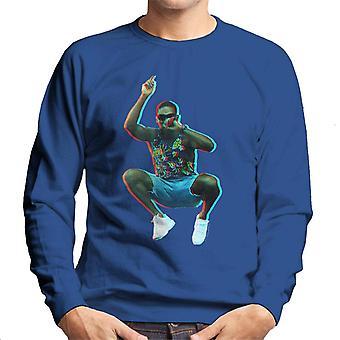 Tinie Tempah BBC Radio 1 s Big Weekend 2014 Herren Sweatshirt