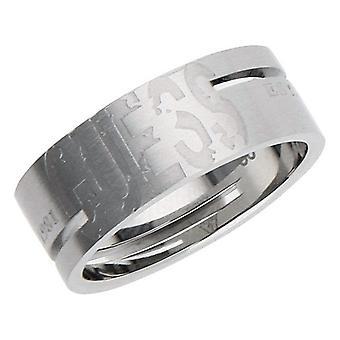 Férfi és apos;s Gyűrű Guess UMR11102-62 (Méret 22)