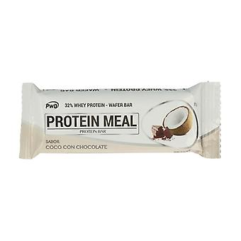Barra Protein meal 1 barra de 35g (Chocolate - Coco)