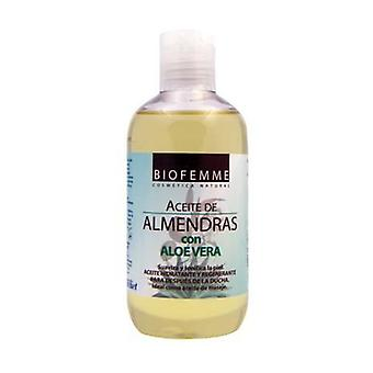 Almond and Aloe Oil 250 ml