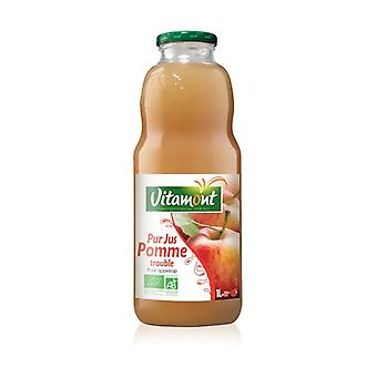 Pure cloudy apple juice 1000 ml