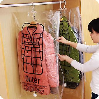 Vacuum Storage Bag, Dust Cover, Garment Bag For Wardrobe Closet