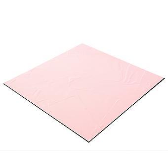BRESSER Flatlay Sfondo per posare immagini 40x40cm rosa pastello