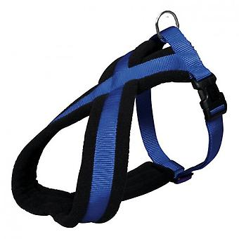 Trixie Harness Padded Premium Blue (Dogs , Collars, Leads and Harnesses , Harnesses)