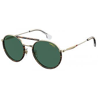 Sunglasses Unisex 208/S havanna/gold with green glass