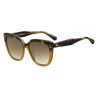 Sonnenbrille Damen  Kiyanna   gradient braun