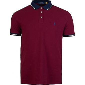 Polo Ralph Lauren Kurzarm gekippt Polo Shirt