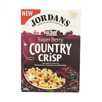 Jordans - Country Crisp - Super Berry