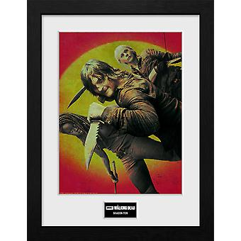 The Walking Dead Season 10 Collector Print