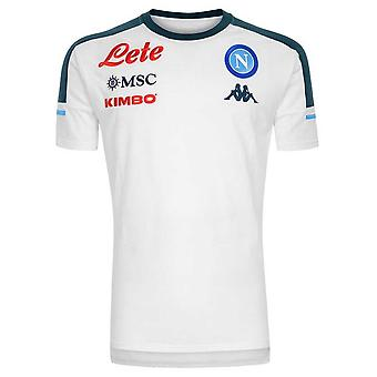2020-2021 Napoli Training Tee (Weiß)