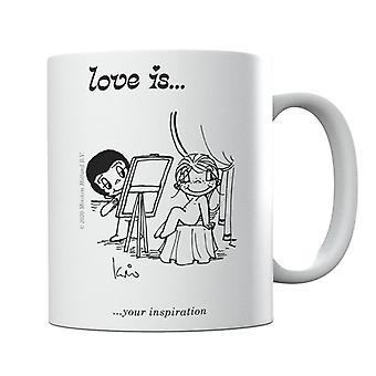 Love Is Your Inspiration Mug