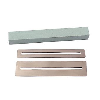 Guitar Fingerboard Guards Protectors and Grinding Stone for Guitar