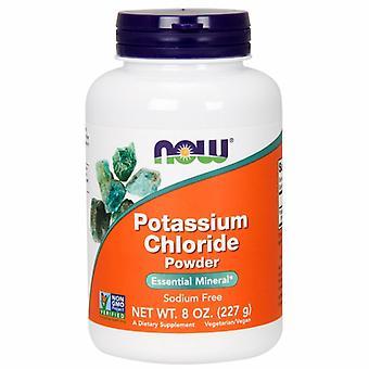 Nu Foods Kaliumchlorid Pulver, 8 OZ