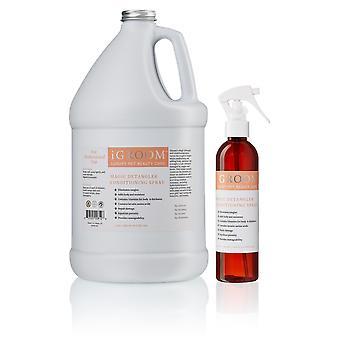 iGroom Magic Detangler Conditioning Spray - Eliminates Tangles