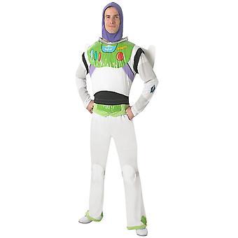 Disney Halloween Fancy Kleid Kostüm Erwachsene männlich - Spielzeug Geschichte - Buzz Lightyear