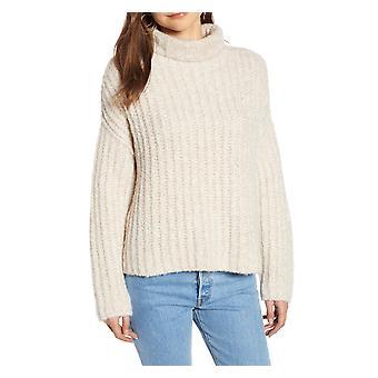 Free People | Boxy Turtleneck Sweater