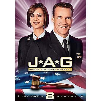 Jag: Oitava temporada [DVD] importação dos EUA