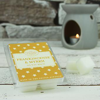 Country Candle Wax Melt Superstars Packs Frankincense & Myrrh