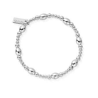 ChloBo süße ovale Armband SBCOR
