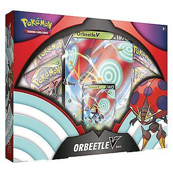 Pokemon Orbeetle V Box Svärd & Shield 3,5