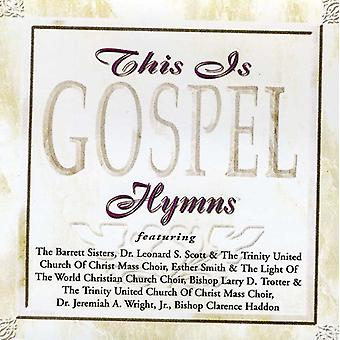 This Is Gospel-Hymns - This Is Gospel-Hymns [CD] USA import