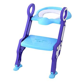 Baby Child Potty Toilet Trainer Seat With Step Stool Ladder
