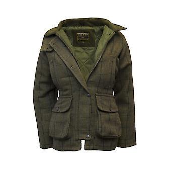 Walker och Hawkes - Damer Countrywear Tweed Shooting Jacket