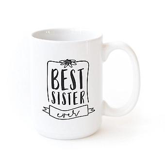 Best Sister Ever-coffee Mug