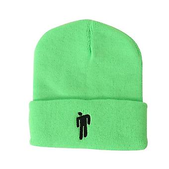Suitable For Autumn And Winter Knitted Hats, Hip Hop Hats, Woolen Hats, European And American Men