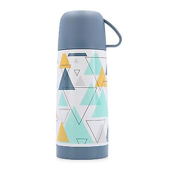 Travel thermos flask Quid Mint Stainless steel 0,35 L