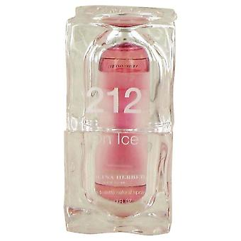 212 On Ice Eau de Toilette Spray (testaaja) Kirjoittanut Carolina Herrera 2 oz Eau de Toilette Spray