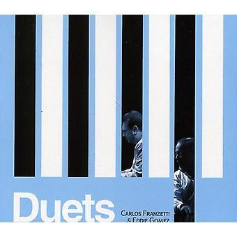 Dameron/Mihanovich: Franzetti/Gomez - importazione USA duetti [CD]