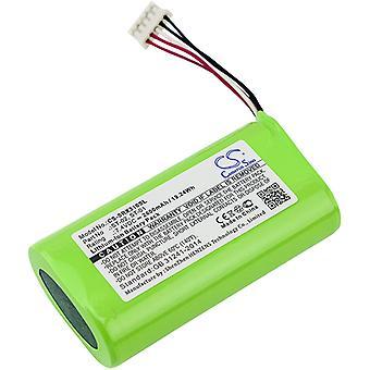 Bateria głośnikowa do Sony ST-01 SRS-X3 SRS-XB2 SRS-XB20 CS-SRX310SL 7.4V 2600mAh