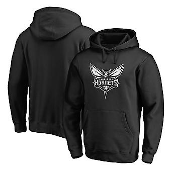 Charlotte Hornets Pullover Hoodie Swearshirt Tops 3WY371