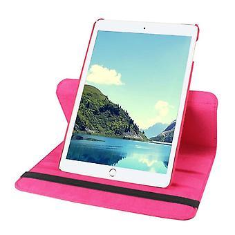 Kattaa 360 astetta vaaleanpunainen tapauksessa Apple iPad Pro 9,7 tuuman hihassa kattaa