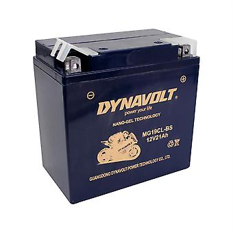 Dynavolt MG19CLBS Gel Nano Battery