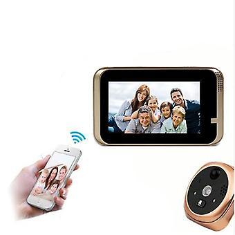 Camera Wifi Monitor App Control Deurbel