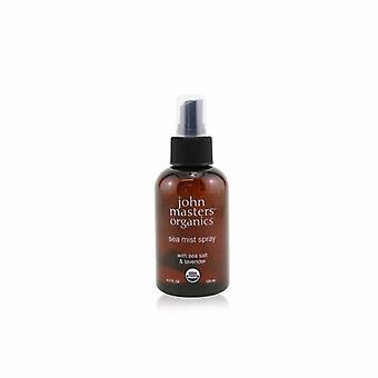 John Masters Organics Sea Mist Sea Salt Spray With Lavender 125ml/4.2oz